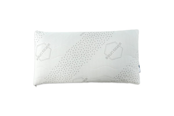Bio-Air Pillow With Gold or Silver Cover